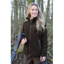 Shooterking Damen Fleecejacke Hunter