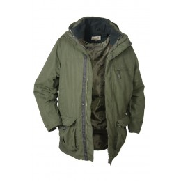 Hubertus Jagdjacke Forest 3 in 1