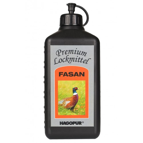 Hagopur Premium Lockmittel - Fasan 500ml