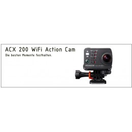 Minox ACX 200 Wifi Action Cam