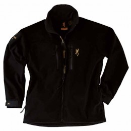 BROWNING Softshelljacke HELLS CANYON Schwarz 3XL