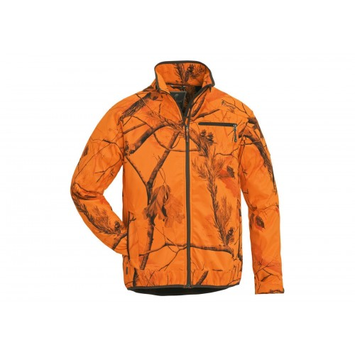Pinewood Stretch Shell Camo Jacke