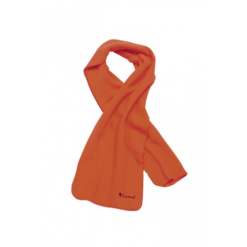 Pinewood Schal Microfleece Orange