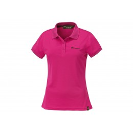 Pinewood Damen Poloshirt Ramsey Hot Pink