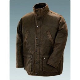 Farm-Land Quilty Jacke Antique Line