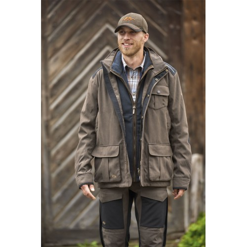 Blaser RAM Jacke Light Sportiv marone