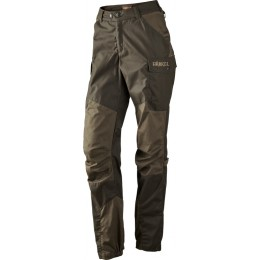 Härkila Dagny Lady Hose Shadow brown/Hunting green