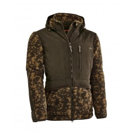 Blaser ARGALI 3.0 Fleece Jacke terra unique L
