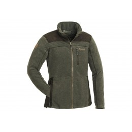 Pinewood Damen Jacke Fleece Diana Exclusiv