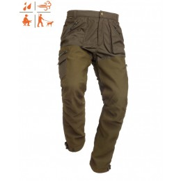 Chevalier Damen Hose Rough GTX Grün