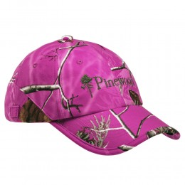 Pinewood Kappe Realtree Cap AP Hot Pink