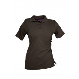 Hubertus Damen Polo-Shirt oliv