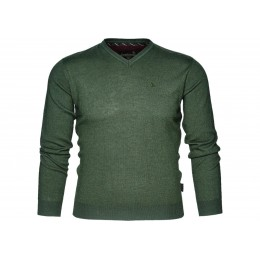 Seeland Compton Pullover Pine Green