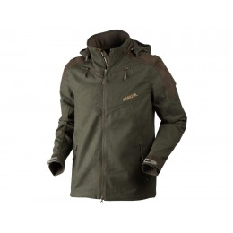 Härkila Metso Active Jacke Willow green/Shadow brown 54