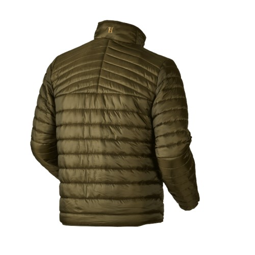 Härkila Lynx Insulated Reversible Jacke Herren Willow green/AXIS MSP Forest green