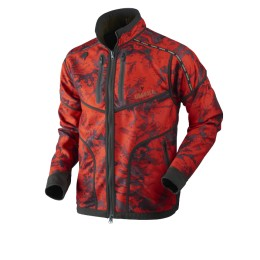 Härkila Lynx Reversible Fleece Jacke Herren Willow...