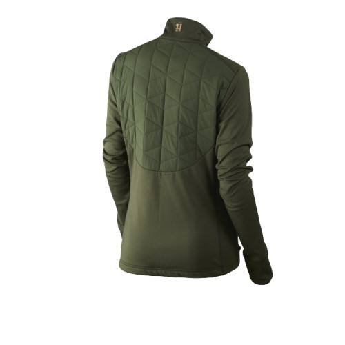 Härkila Hjartvar Insulated Hybrid Lady Jacke Willow green