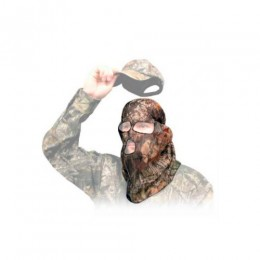 Primos Gesichtsmaske Mesh Mossy Oak Break Up