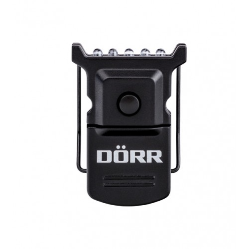 Dörr SET Snapshot Mini Black 12 MP HD + Dörr Micro LED Cap Light CL-5