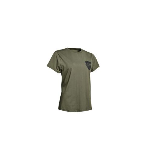 Northern Hunting Mejse Damen T-Shirt grün ec9adb39ba