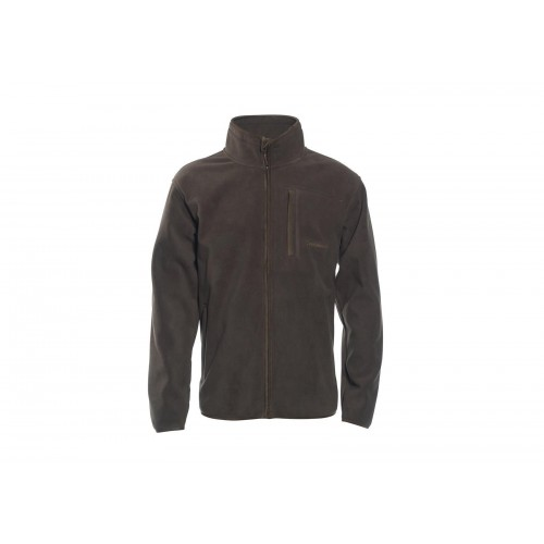 Deerhunter Herren Fleece Gamekeeper Bonded Fleece Jacke
