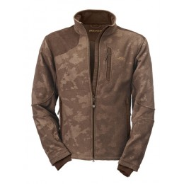 Blaser Camo-Art Fleece Jacke Herren