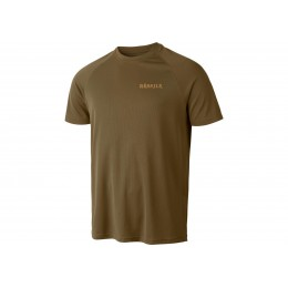 Härkila Herlet Tech T-Shirt Lightkhaki