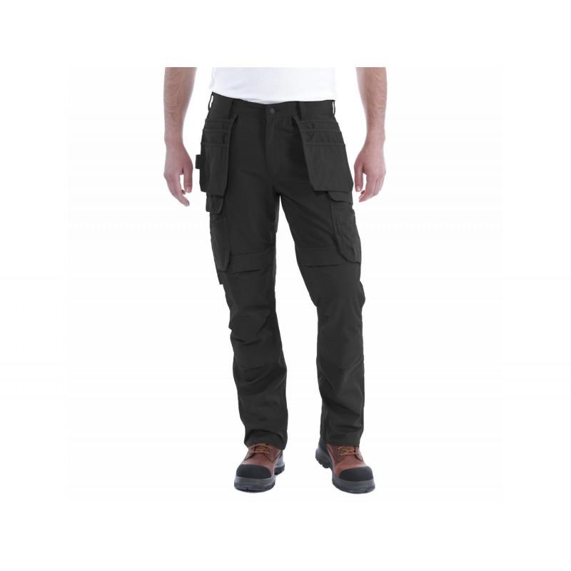 Carhartt Herren Hose Steel Multipocket Pant Black