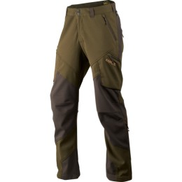 Härkila Lagan Hose Willow Green/Deep Brown 48