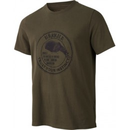 Härkila Wildlife Bear T-Shirt  L