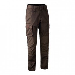 Deerhunter Rogaland Stretch Hose Brown Leaf