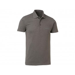 Chevalier Herren Polo-Shirt Whats Pique Clay
