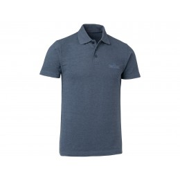 Chevalier Herren Polo-Shirt Whats Pique Navy