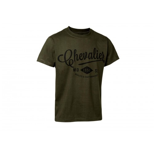 Chevalier Marshall Tee Green