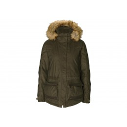Seeland North Damen Jacke Pine Green