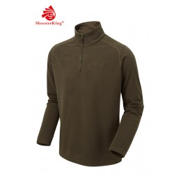 Shooterking Woden Fleece Pullover L