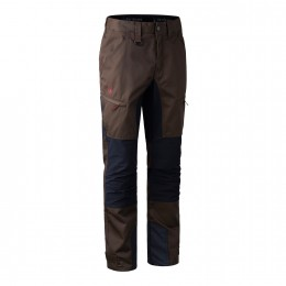 Deerhunter Rogaland Stretch Kontrast Hose Brown Leaf