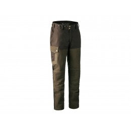 Deerhunter Marseille Lederhose walnut
