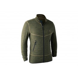Deerhunter Norden Insulated Jacke Green melange