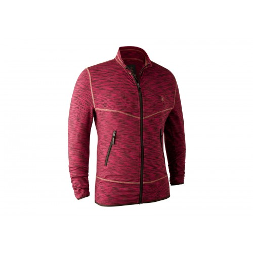 Deerhunter Norden Insulated Jacke Red melange