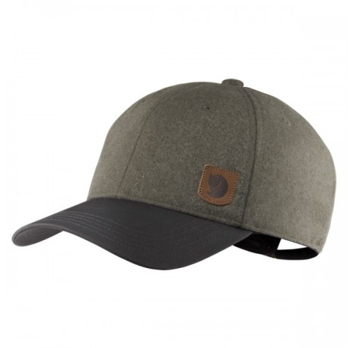 Fjäll Raven Greenland Wool Cap S/M dark grey