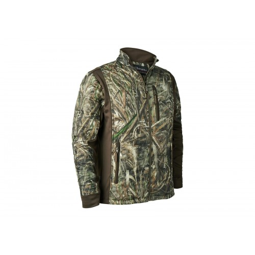 Deerhunter Muflon Zip-In Jacke Camouflage 4XL Edge