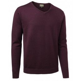 Chevalier Gart Merino Sweater purple