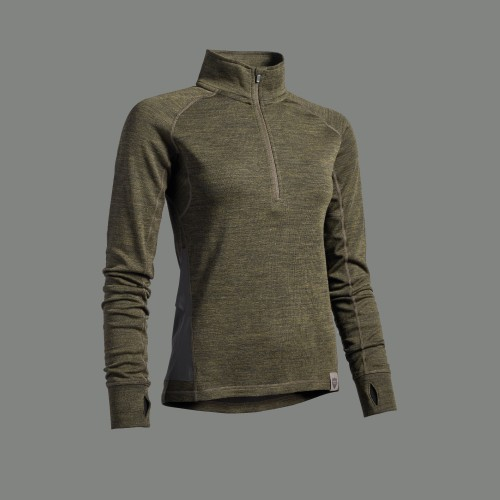 Northern Hunting Svanhild Damen Langarm Fleeceshirt