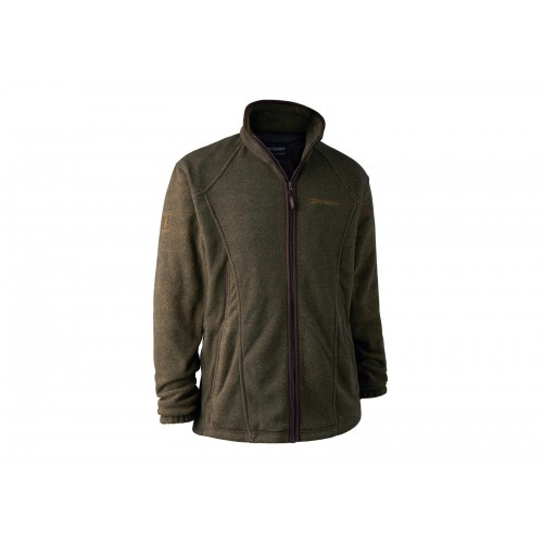 Deerhunter Wingshooter Fleecejacke M Graphite green