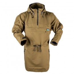 Ridgeline Herren Parka EVOLUTION Smock -  heather brown