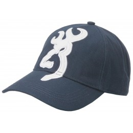 Browning Cap Navy Buck