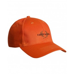 Chevalier Camden Cotton Cap HV Orange