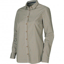 Härkila Selja Lady Shirt Heritage blue check