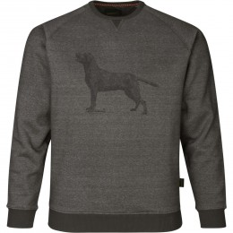 Seeland Key-Point Sweatshirt Grey melange